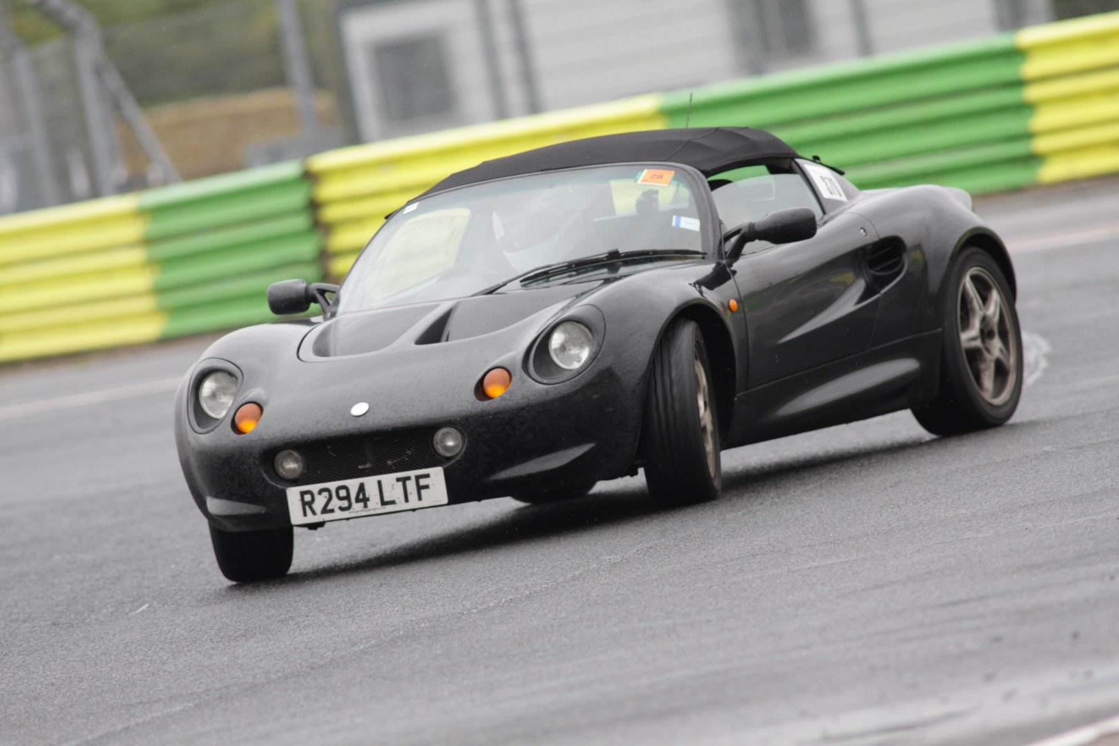 Lotus Elise at Croft
